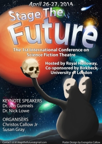 Stage The Future Poster